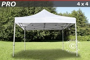 Pop-up Tonnelle de Jardin 4 x 4 Aluminium